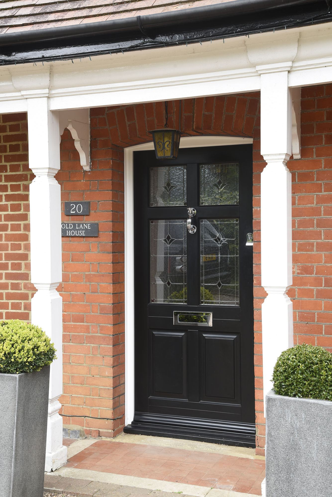 Timber Entrance Doors Timber Front Door Double Glazed