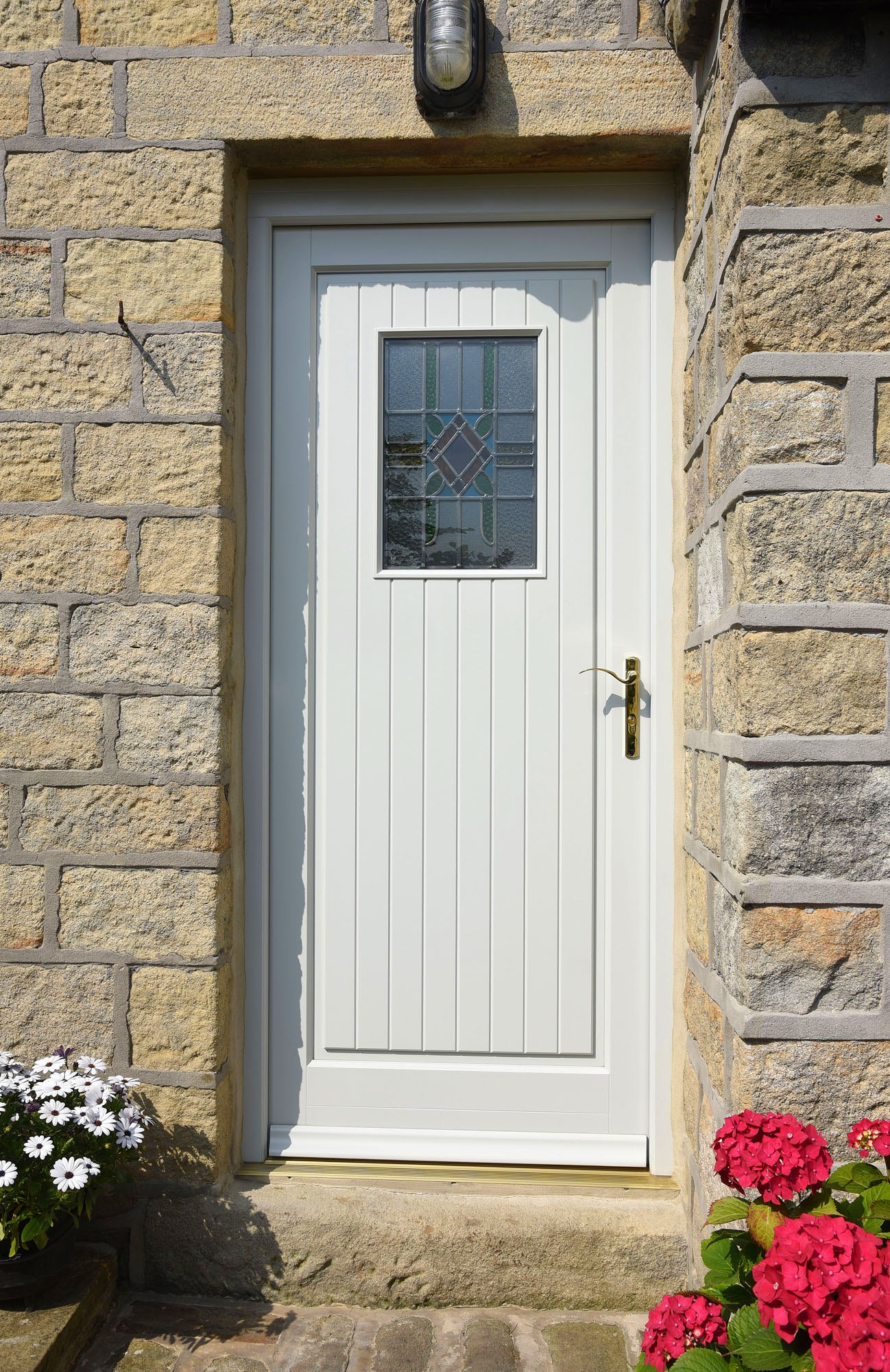 Timber Entrance Doors | Timber Front Door | Double Glazed Timber Doors
