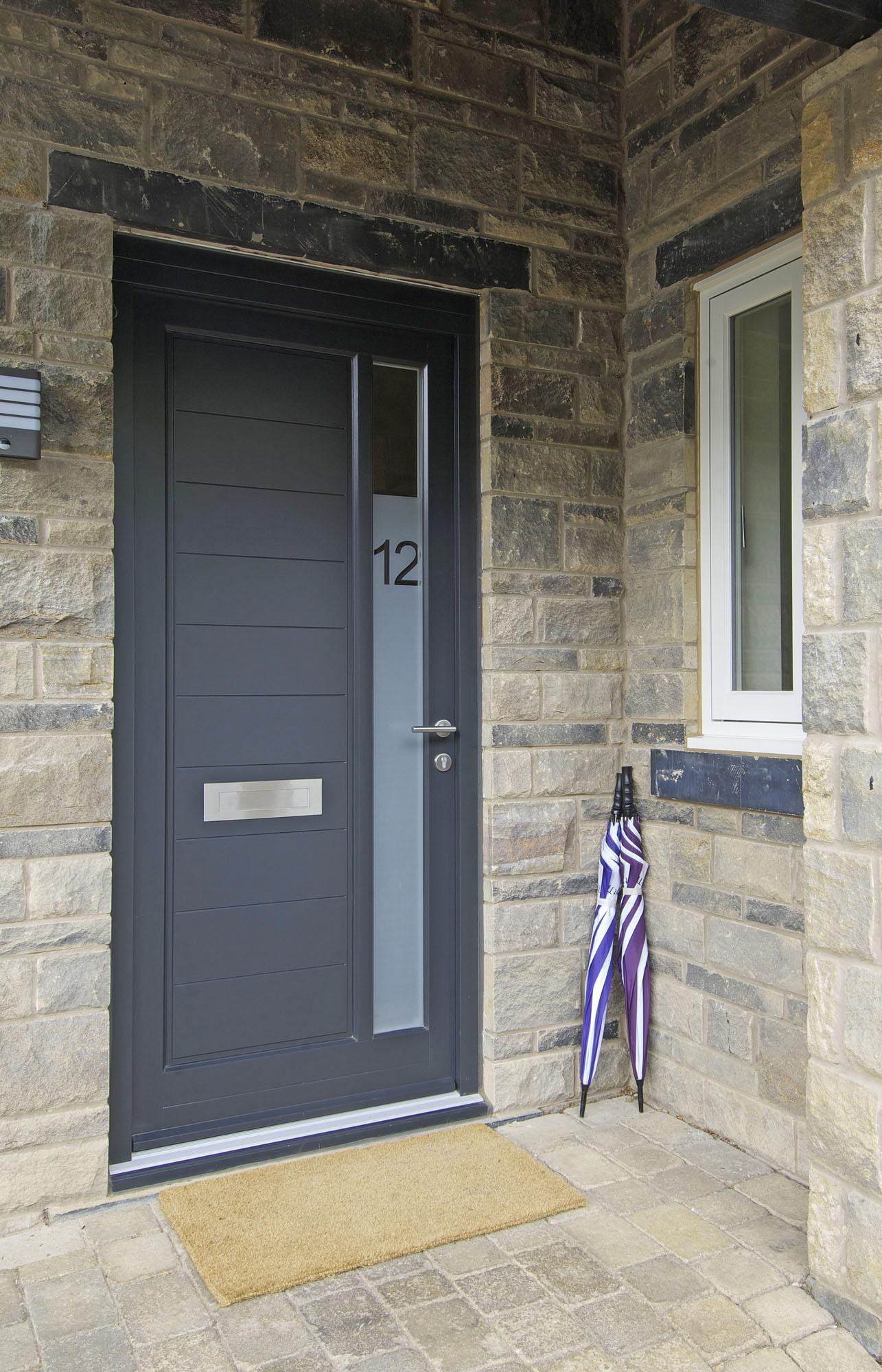 Timber Entrance Doors Timber Front Door Double Glazed
