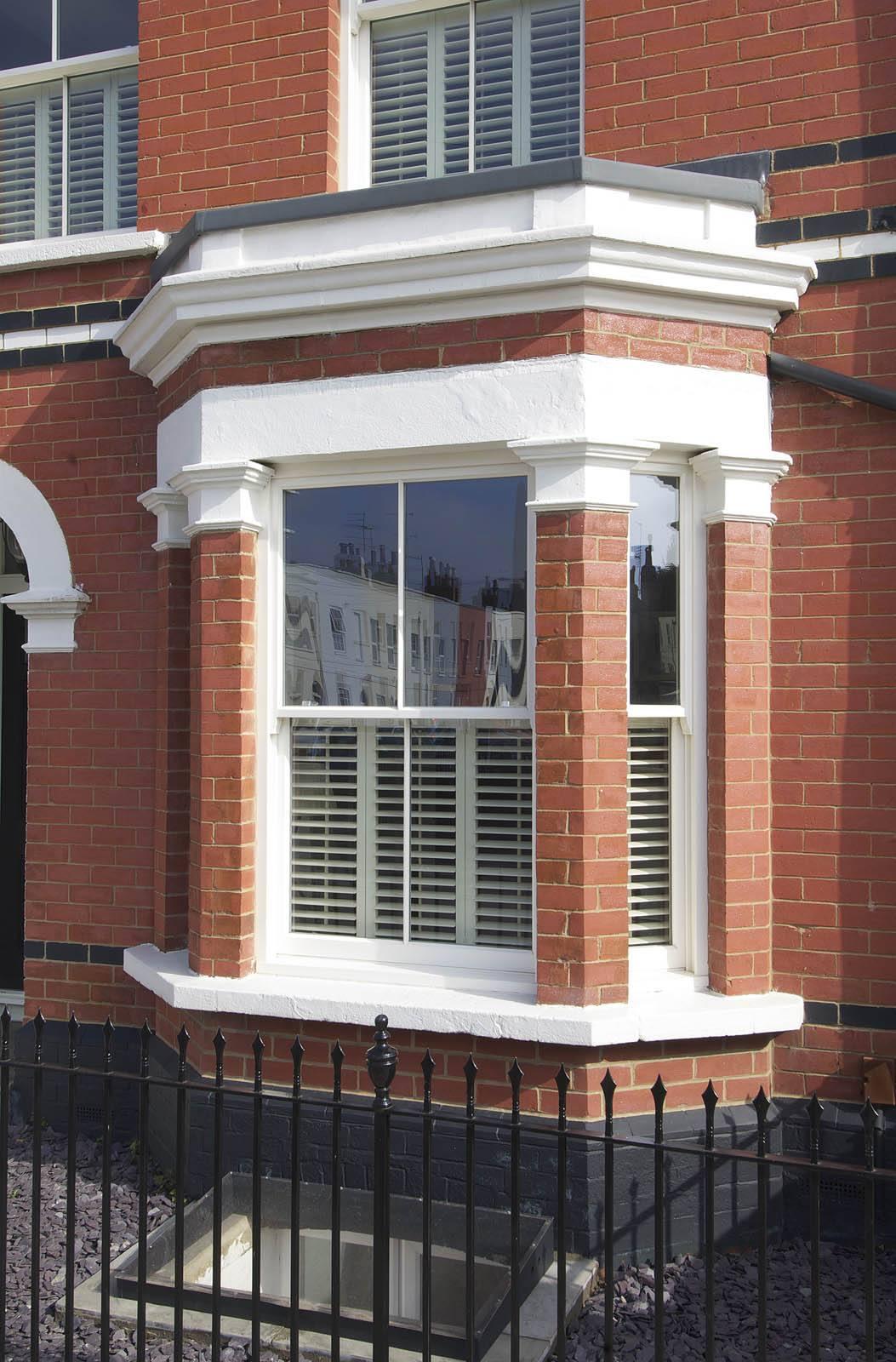 Case Study Cheltenham Sash Windows Front Door