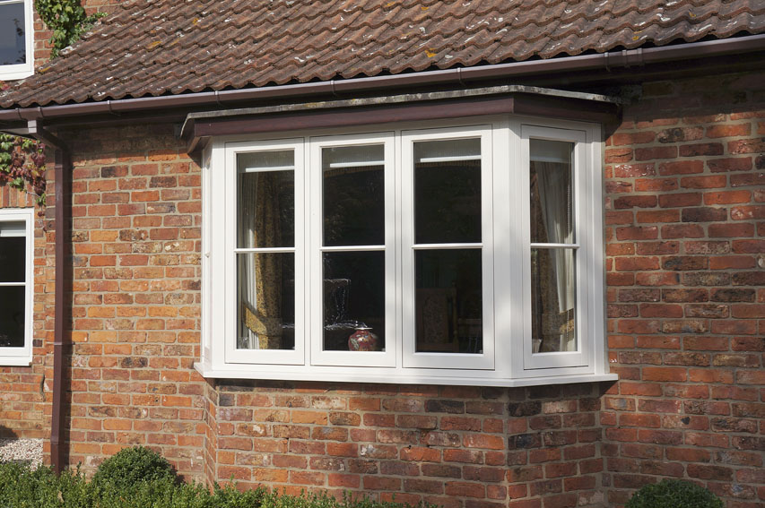 Case study yorkshire front door casement windows for Plastic french doors