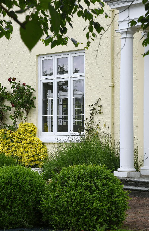 Deco Casement Windows Timber French Door Surrey