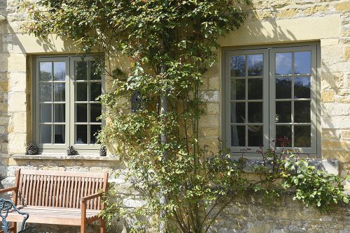 flush casements from Timber Windows Listed Range
